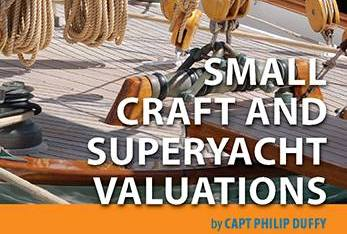 SUPERYACHT & SMALL CRAFT VALUATION GUIDE