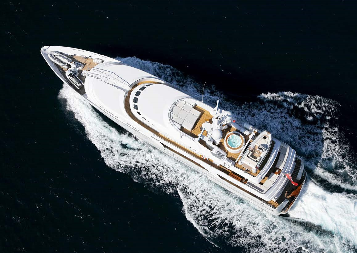 Superyacht Survey | Interface Marine Yacht Surveyors | France, Italy, Europe