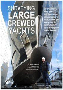 Large Yacht Surveys South of France